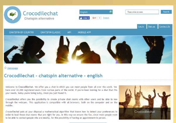 crocodilechat.com